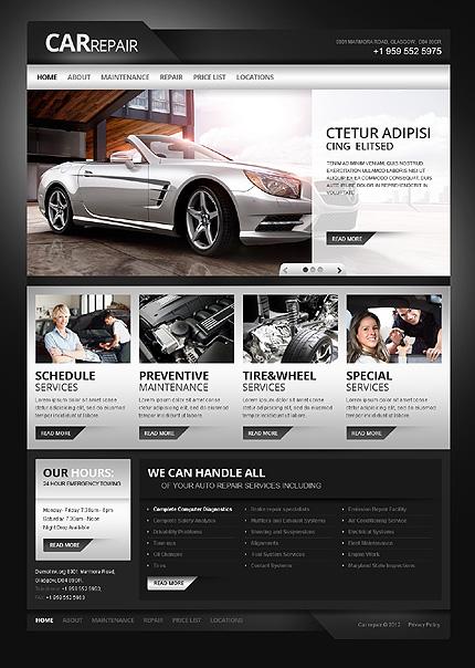Automotive Webdesign Scottsdale Arizona